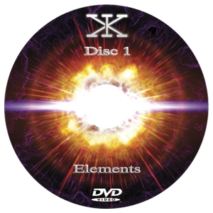 "The Way of XK Disc 1: ""Elements"""